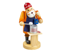 Insence Smokeman approx. 18 cm - Selling spiced wine