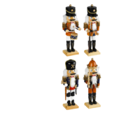 Nutcracker 34 cm coloured - Assortment 3* each 50731-50761