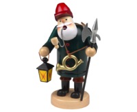 Insence Smokeman approx. 18 cm - Night Watchman
