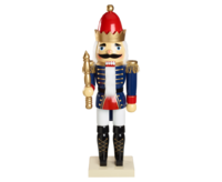 Nutcracker approx. 120 cm - King PU 1